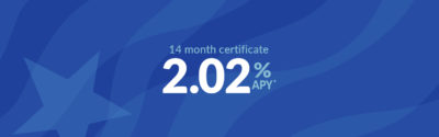 14 Month Certificate