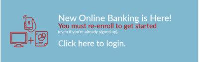 Enroll in online bamking