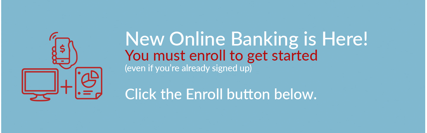 New online banking
