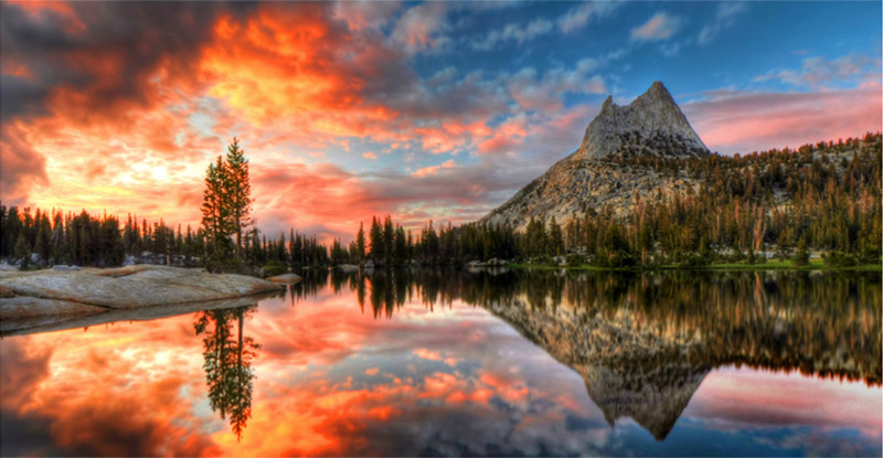 Photo of Yosemite National Park, California