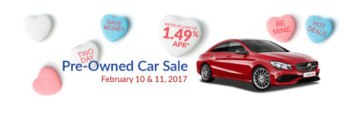 Two-Day Car Sale
